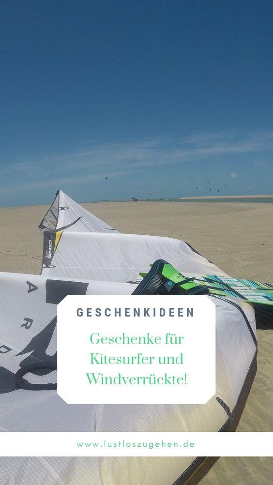 Geschenke für Kitesurfer - viele Ideen