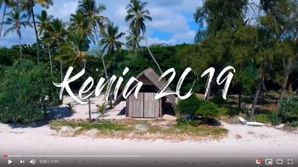 Kitesurftrip Kenia - Kitesurfen an Traumstränden