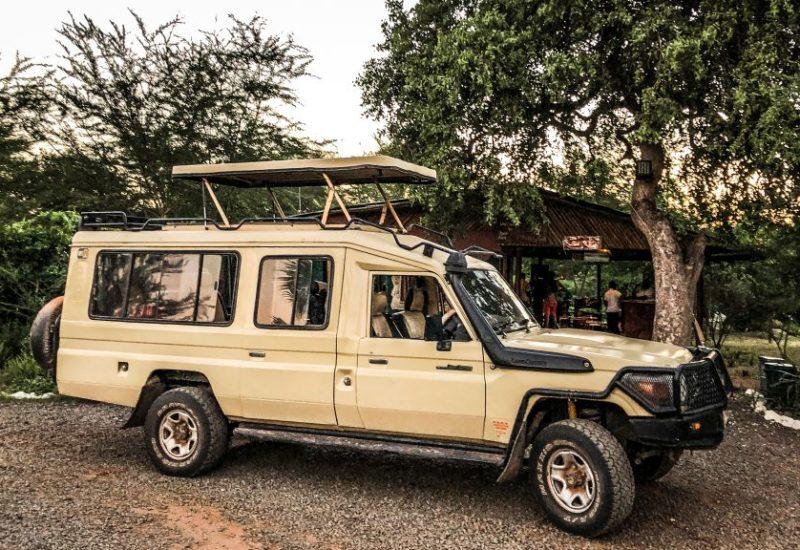 Safari in Kenia, entdecke Ostafrika