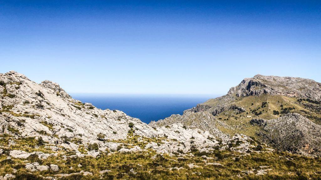 Palma de Mallorca im Frühling