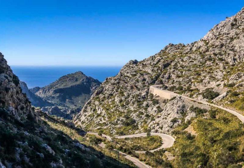 Palma de Mallorca im Frühling. Reisefotos Spanien