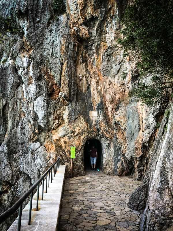 Mallorca, Torrent de Pareis im Westen der Insel