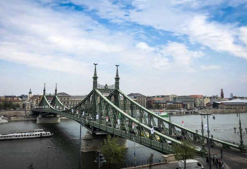 Brücken in Budapest, Städtetrip