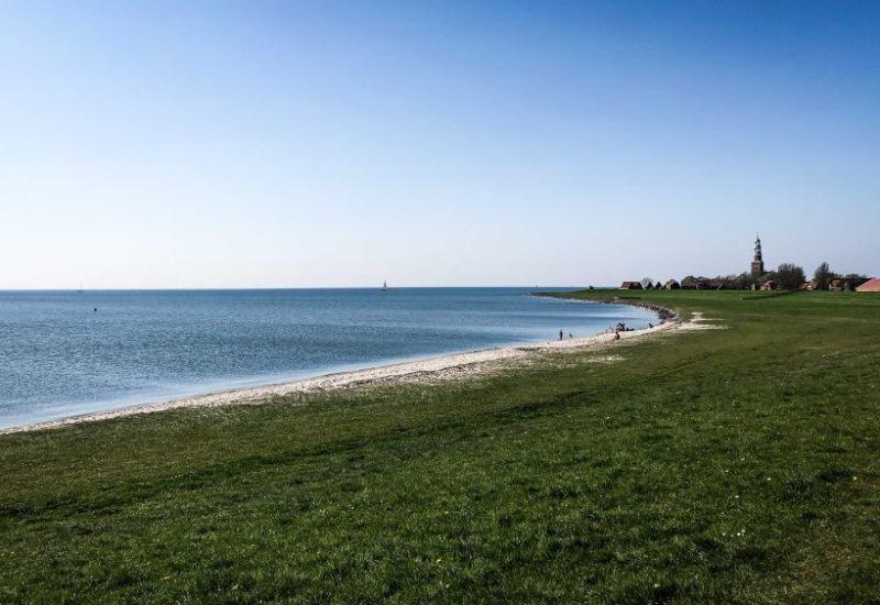 Camping am Ijsselmeer und tolle Kitespots im Überblick