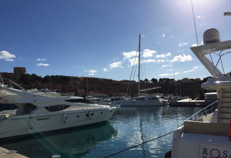 Kurzurlaub auf Mallorca: Segeln und Radfahren. Der Hafen von Can Pastilla ist wirklich einen Besuch wert.