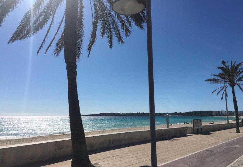 Ein Kurzurlaub auf der Baleareninsel Mallorca.