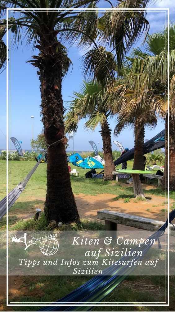 Kitesurfen auf Sizilien, Tipps zu Kitespots, Unterkünften und Transport.