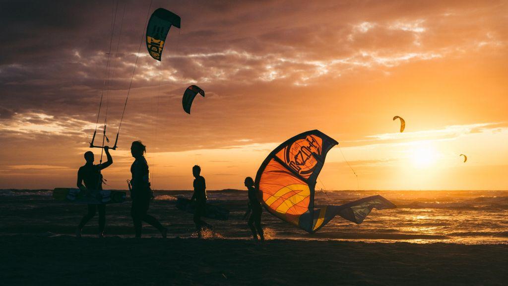 Finde den passenden Kitespot als Anfänger