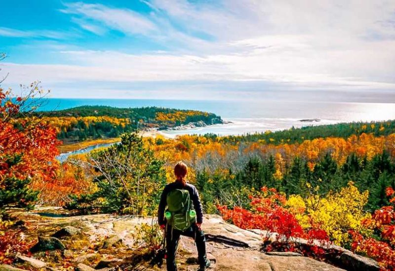 1000 Places Acadia: National Park in Maine, USA