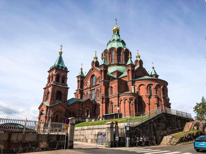 Städtereise nach Helsinki, das darfst du nicht verpassen solltest!