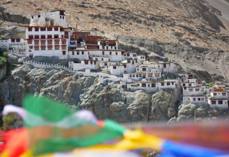 Ladakh liegt im rauen, dünn besiedelten Norden Indiens.