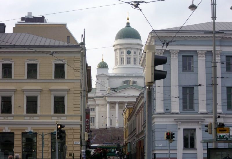 1000 Places: Helsinki die Hauptstadt Finnlands ist definitiv einen Besuch wert.