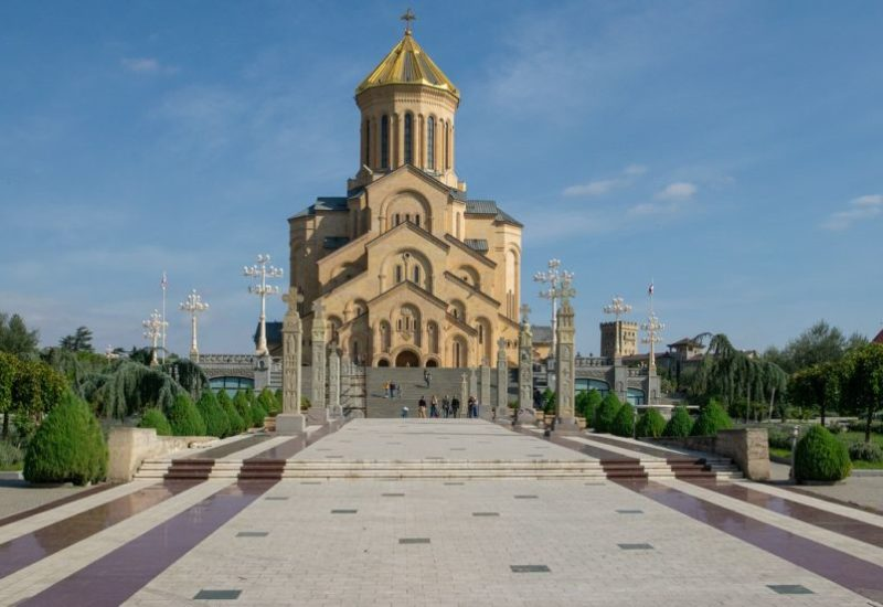 1000 Places to see, Tiflis in Georgien.