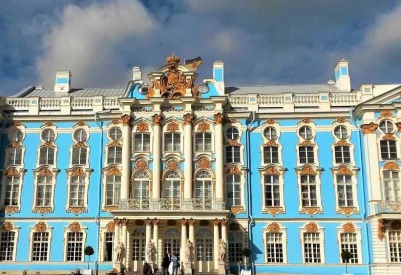 St. Petersburg, Russland: 2.000 prunkvollen Paläste und Prunkbauten