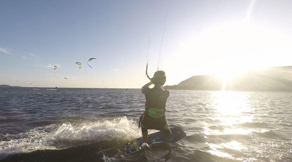 Kitesurfen in Dakhla, entdecke die riesen Lagune in Marokko