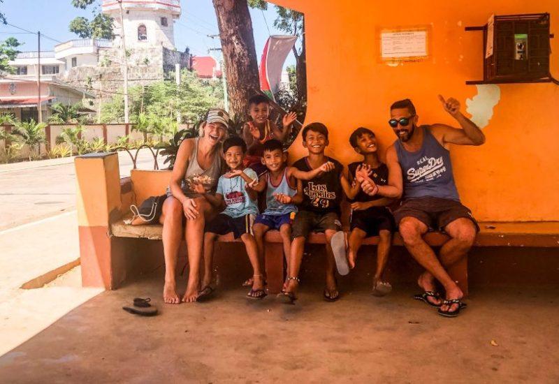 Internet auf Cuyo Island