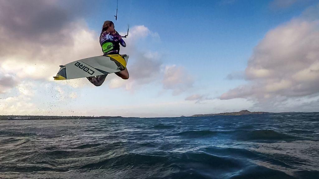 Cuyo Island, das kleine Kitesurfparadies inmitten der Philippinen ist noch eher unbekannt.