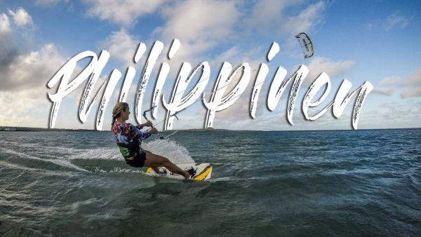 4 Wochen unterwegs auf den Philippinen zum Kitesurfen