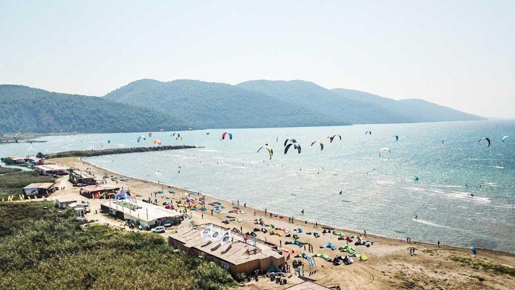 Kitesurfen in der Türkei