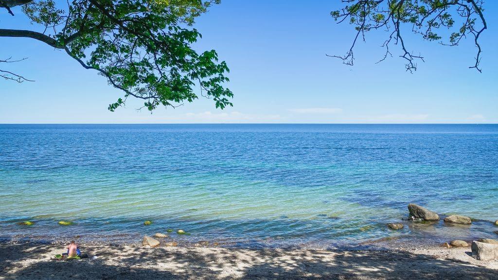 Fehmarn, ein Paradies für Wasserratten.