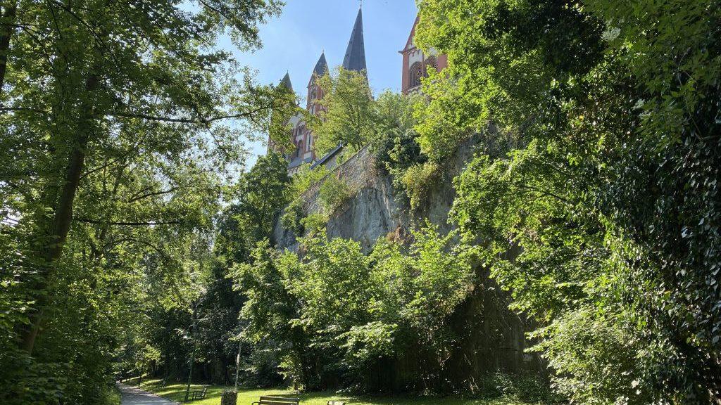 Jakobsweg an der Lahn, Limburg