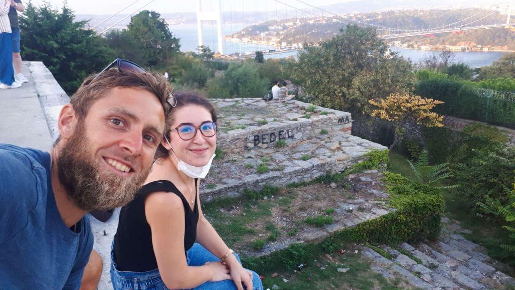 Städtetrip Istanbul, Türkei - Couchsurfing
