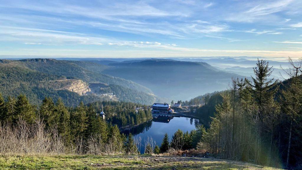 Der Schwarzwald ist ein tolles Ausflugsziel im Süden Deutschlands