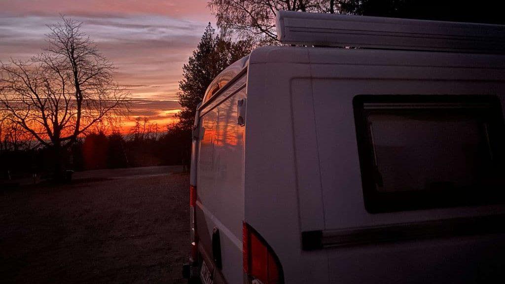 Autark campen und wandern im und um den schönen Schwarzwald.