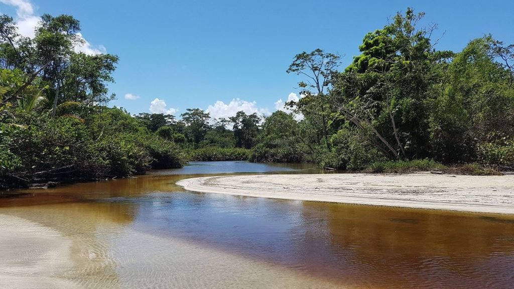 Costa Rica, wunderbare Natur in Südamerika