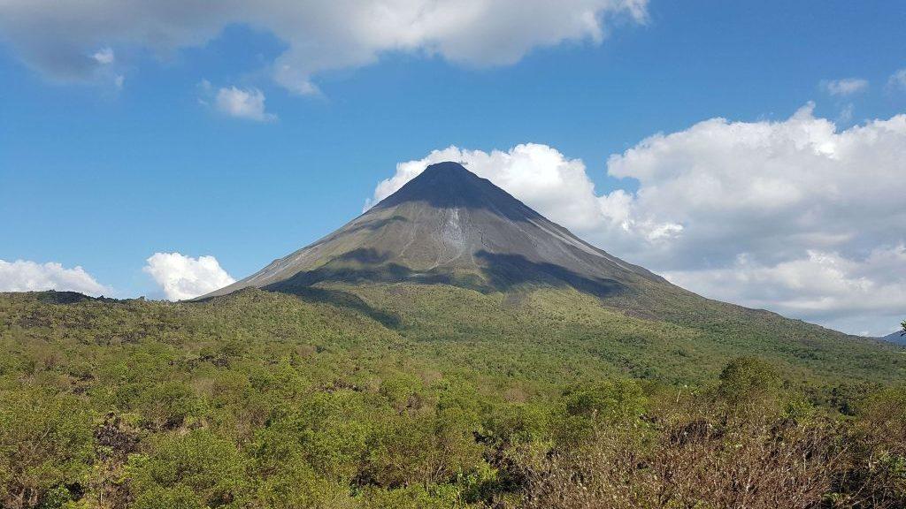 Costa Rica, auch die Natur ist wunderbar in Costa Rica