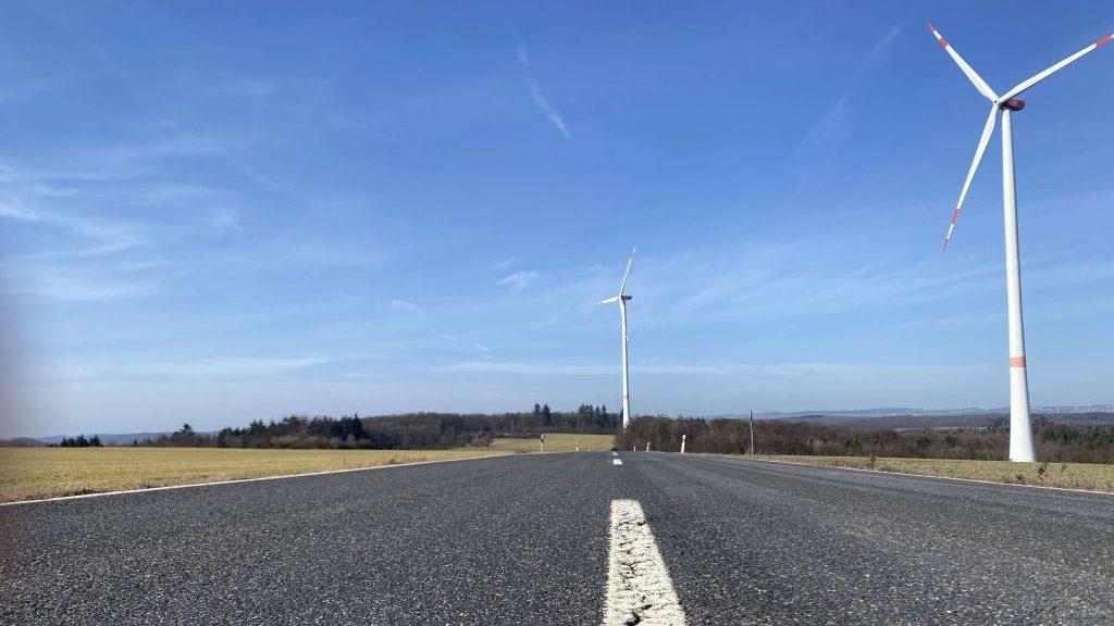 Geierlay: wandern im Hunsrück, Rheinland Pfalz