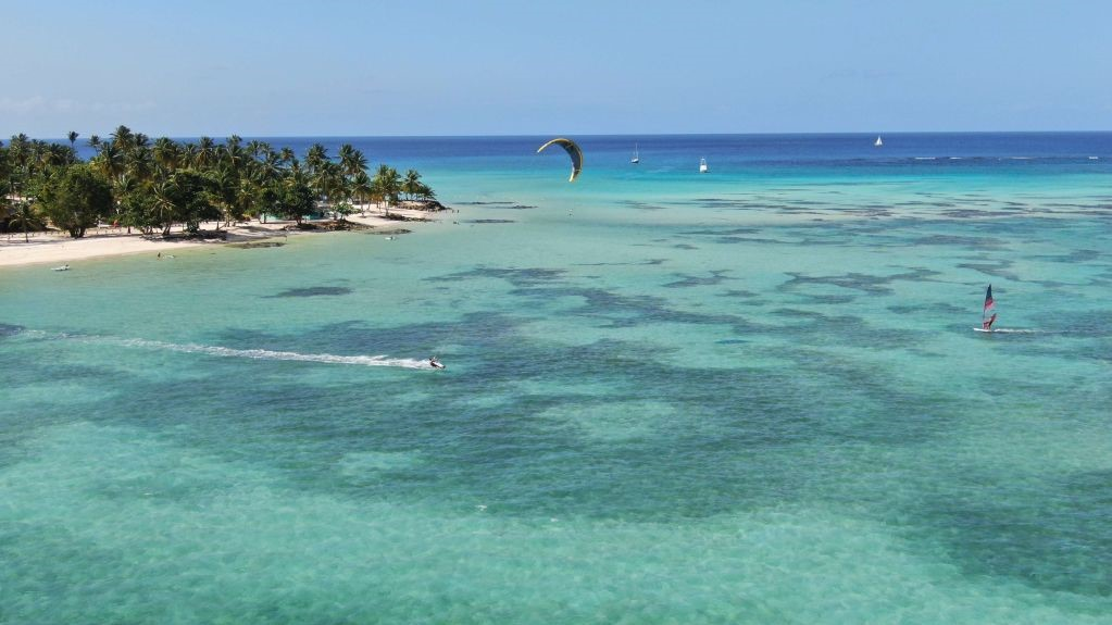Kitesurfen und Reisen während Corona