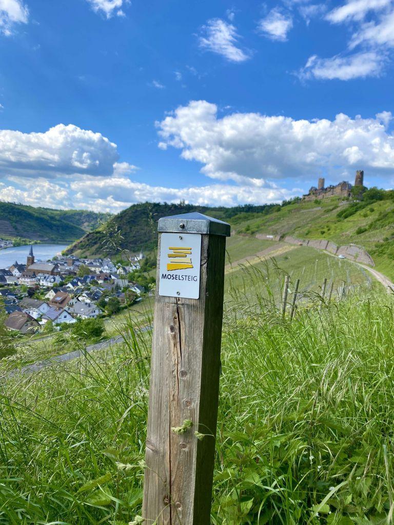 Burg Thurant - wandern an der Mosel