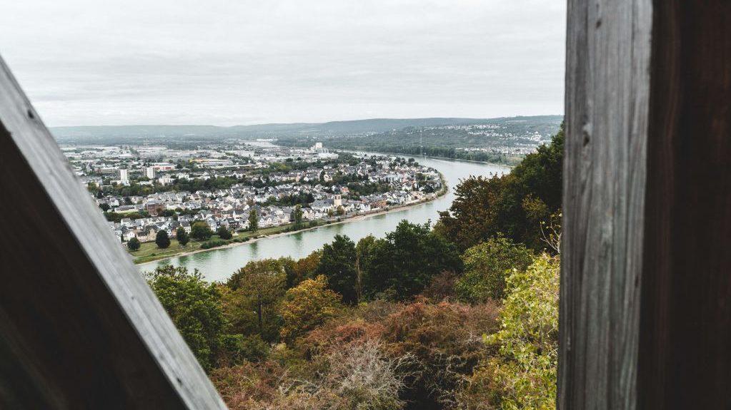Wandern Mosel Koblenz