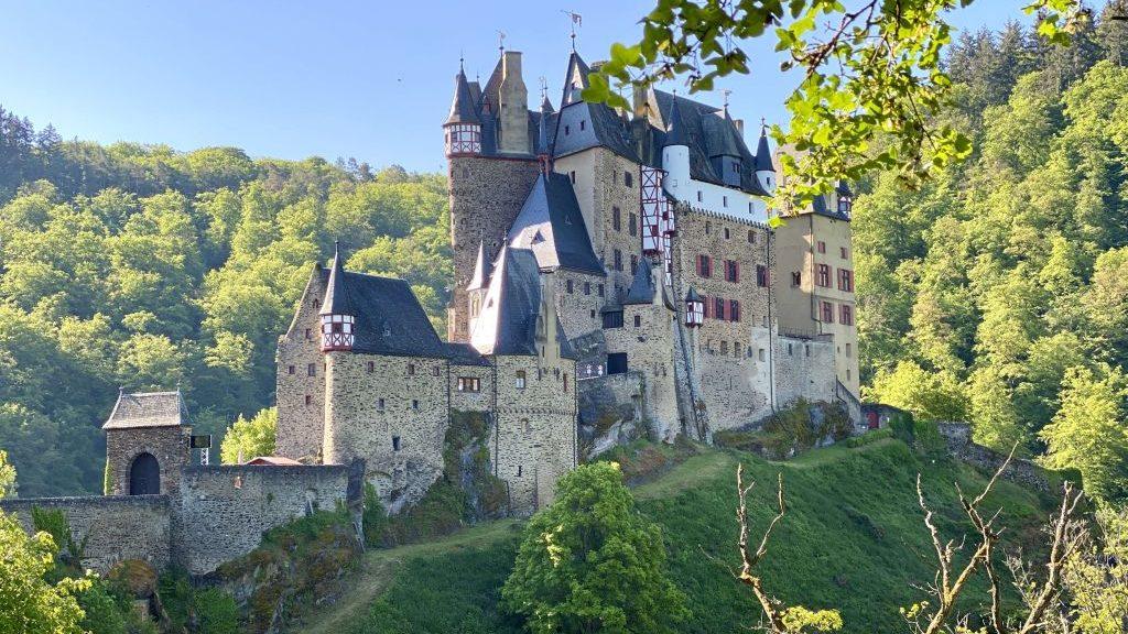 Wandern an der Mosel: Burg Eltz