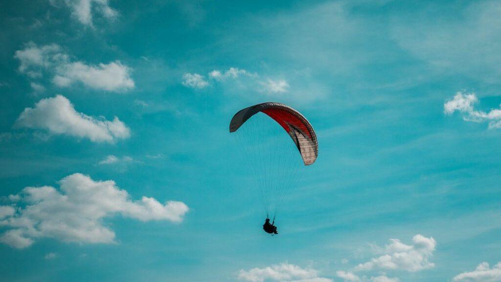 Teneriffa, Paragliding auf den Kanaren