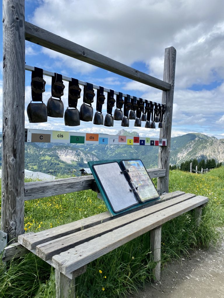 Gipfelkreuz Neunerköpfle, Tannheimer Tal
